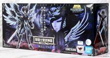 Bandai – figurines d'action originales ex 2.0, Saint Seiya, LORD HADES, EMPEREUR HADES, GOD OF UNDERWORLD, jouets modèles, cadeaux