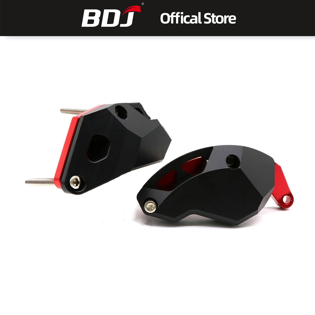 BDJ For Kawasaki ZX10R 2011 2012 2013 2014 2015 2016 Protection Block Motorcycle Modified Engine image