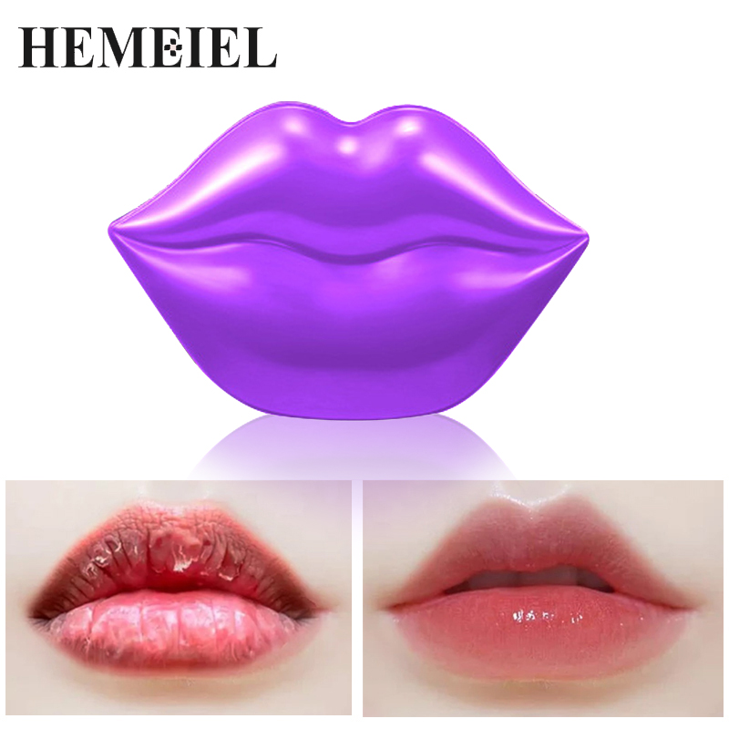 Hydrating Lip Patches Scrub Sleeping Mask Repair Remove Lines Blemishes Lighten Peel Off Exfoliating Lips Gloss Gel Masks Set