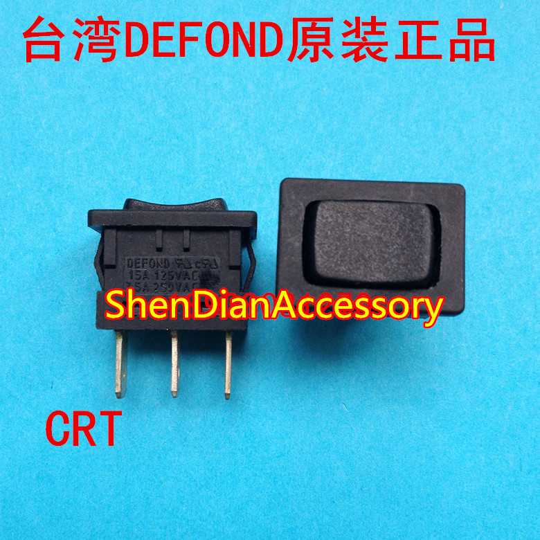 1pcss 100% New And Orginal Rocker Switch, Rocker Switch CRT-1215-Y In Stock