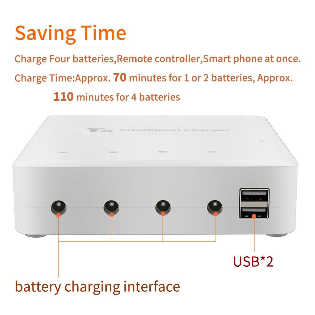 de bateria inteligente com porta usb para controle