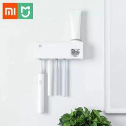 Xiaomi Dr.Meng Intelligente Desinfectie Tandenborstelhouder Uvc Uv Surround Sterilisatie Intelligent Menselijk Lichaam Inductie