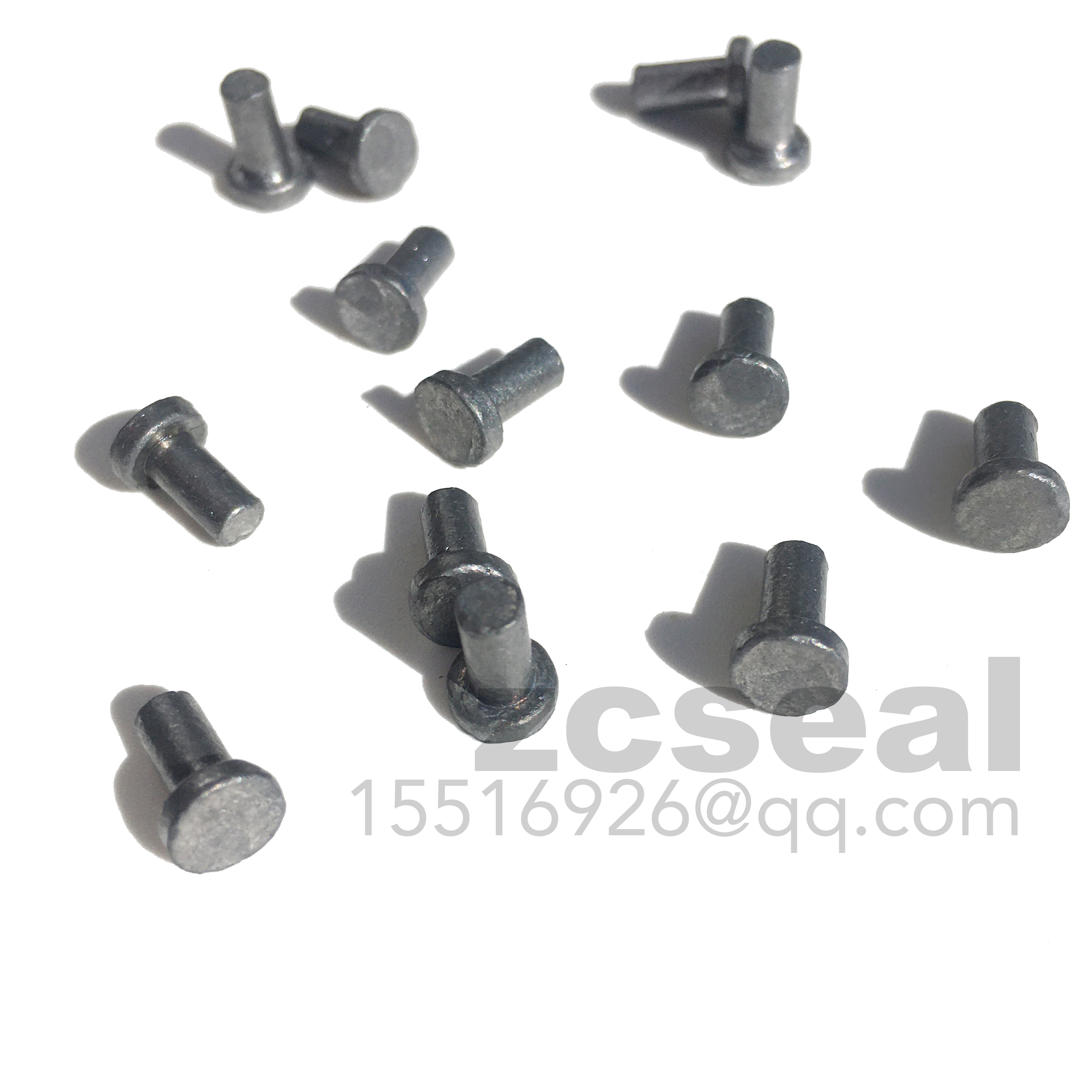 100g Meter Lead Seal Nail Gas Meter Seal Security Guard Anti-fake Guard Disposable Unsustainable Snag Hobnail Stud, Tack