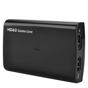 Video-Capture-Card Microsoft for Live-Streaming Hd60-Game 1080P Usb-3.0 VLC OBS Mac Xsplit