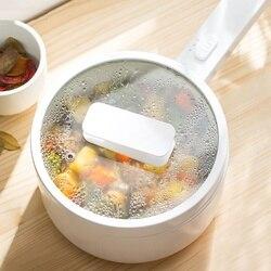 220V 1.5L Electric Rice Cooker Multi Cooker Electric Hot Pot Portable Mini Electric Cooking Pot EU/AU/US/UK Plug