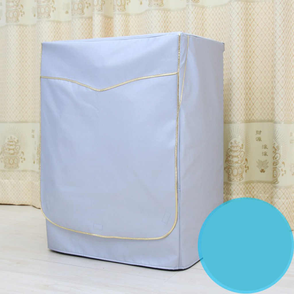 Washing Machine Dryer Cover Scratch Protection Dust Water Resistant 60x 85cm