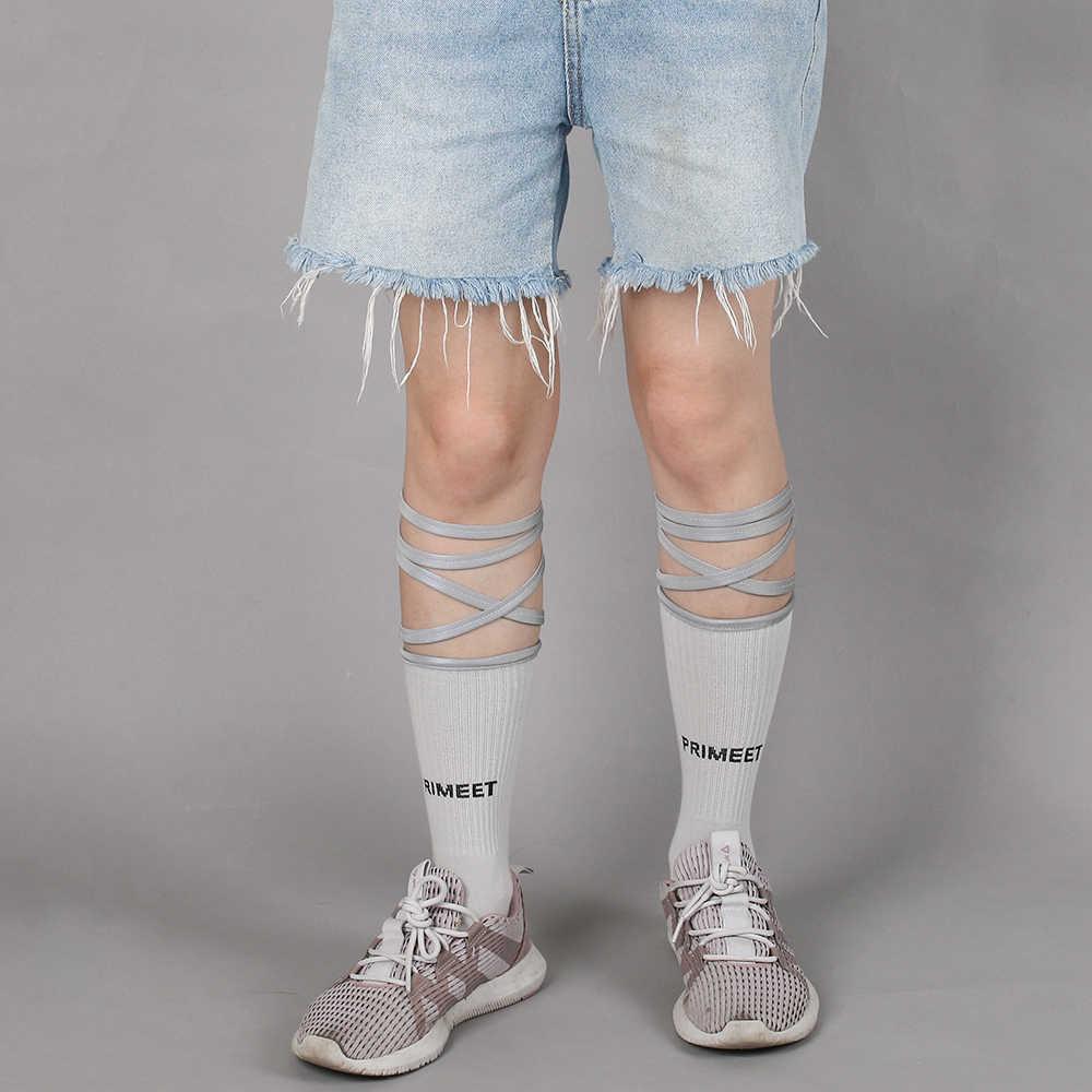 Новые женские модные носки в стиле Харадзюку забавные японские носки классные хлопковые Ins однотонные трендовые Неоновые носки с буквами подарок