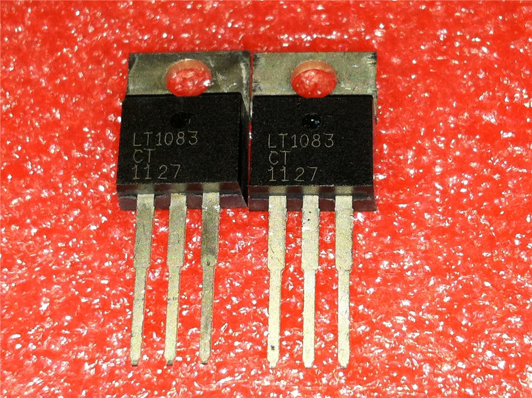 1pcs/lot LT1083CT LT1083 TO-220 In Stock