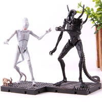 Action Figure Alien Xenomorph & Neomorph Alien Covenant PVC Movie Collection Model Toy 2pcs/set