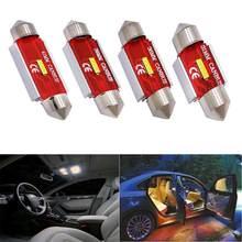 Carro conduziu a lâmpada 2.5w 31mm 36mm 39mm 41mm 1860 auto conduziu a lâmpada interior do carro dome mapa luz da placa de licença txtb1