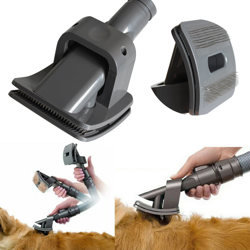 Grooming Dog Pet Hair Brush Tool For Dyson Groom Animal Allergy Vacuum Cleaner image