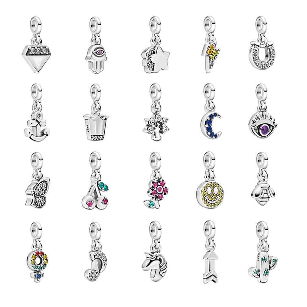 100% 925 silver original charm ME collection my little pendant is ...
