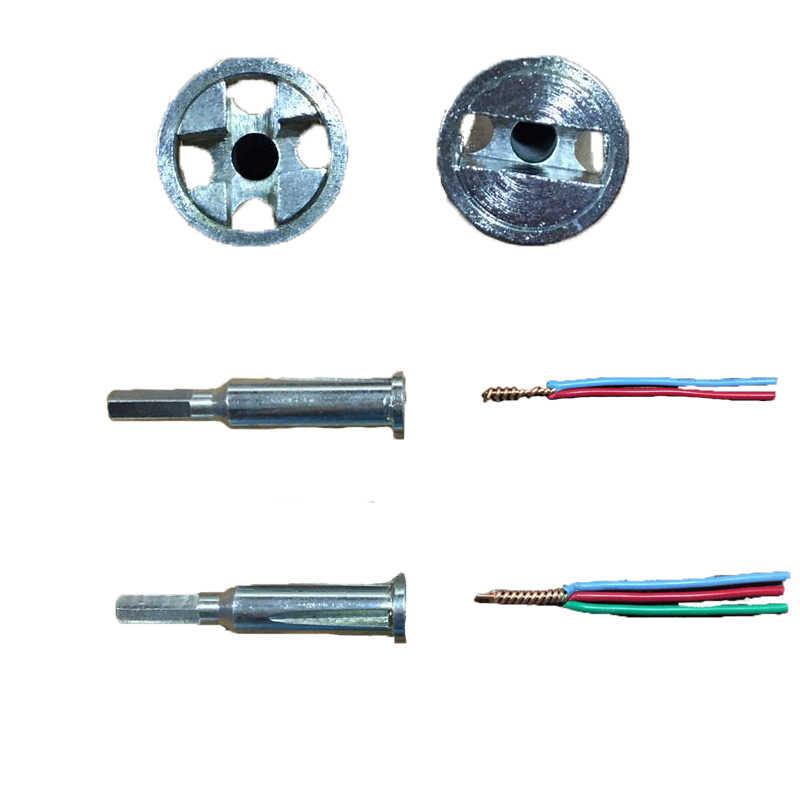 חשמלאי כללי אוטומטי חוט חשפנית ומעווה כלי מהיר אוטומטי חשפנית קו כבל קילוף פיתול מחבר