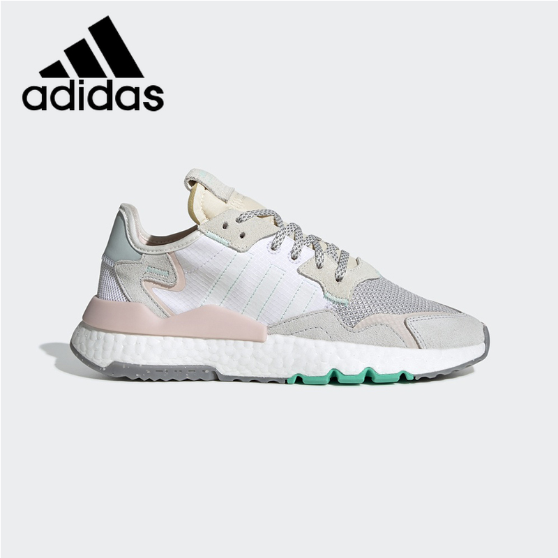 Official Authentic <font><b>Adidas</b></font> <font><b>Originals</b></font> Nite Jogger <font><b>Women's</b></font> Running Shoes Sports Outdoor Sneakers Breathable Shock Absorbing EF8720 image