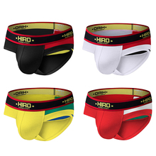 4ps Hiro Men Briefs Underwear Sexy Gay Cotton Male Underwear Sexy Guys Underwear