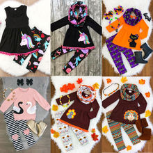 Newborn Infantil Toddler Kid Baby Boys Girls Unisex Pullover Hooded Coat + Pants 2PCS Set Clothes Outfit