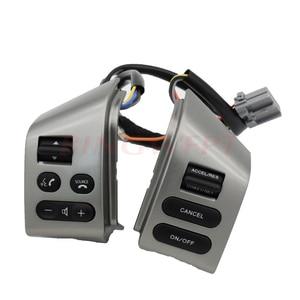 Image 3 - Bingwfpt para n issan livina & tiida & s ylphy acessórios do carro botões de controle do volante do carro botões interruptor função