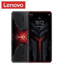 Teléfono móvil marca Lenovo Legion pro 5G, Octa Core, 512GB RAM, 16GB rom, CPU Snapdragon 6,65 +, cámara de 64MP, batería de 865 mAh, soporte NFC y juego de 5G