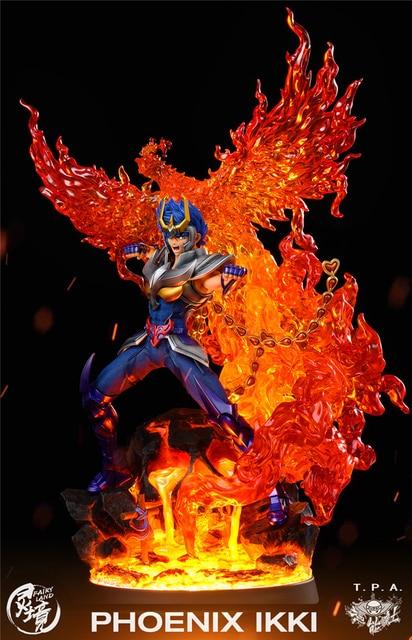 Spirit Realm TPA Wu Xiaoqiang First Shot Phoenix Ikki Figure 1
