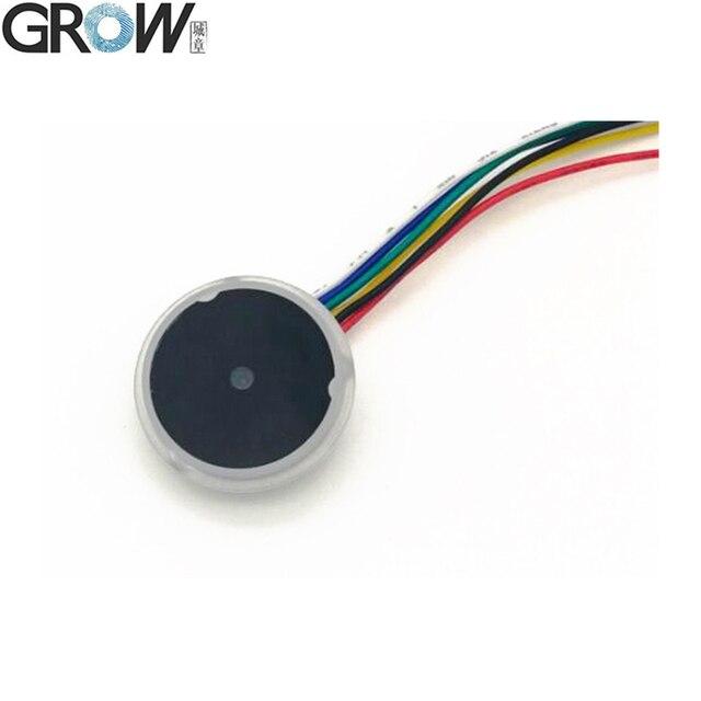 GROW GM61 Small Round UART Interface 1D/2D Bar Code QR Code Barcode Reader Module