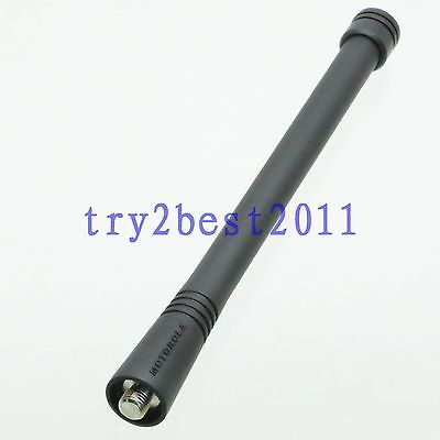 DHL/EMS 20 Sets Antenna SMA Jack Pin VHF 136/174MHZ For MOTO+ GP88 P110 GP300 Two-way Radio -C1
