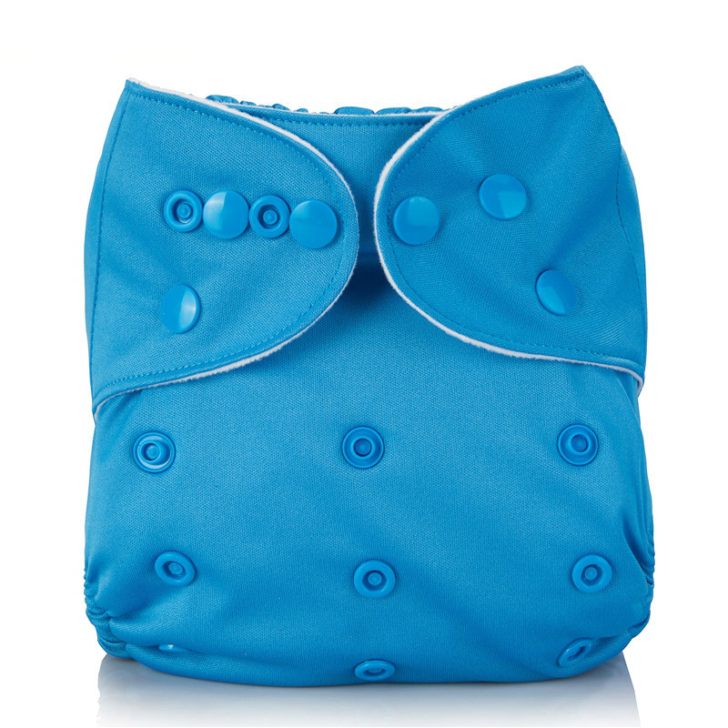 Reusable Baby Tuch Windel Windeln Baby Tuch Farbe Solide waschbar Größe Windel Farben Eine Verstellbare Viele Verfügbar