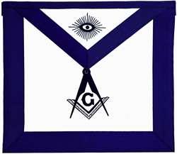50 шт. Mason Master масонская брошь дизайн белая кожаная кабина синяя вышивка масонская вывеска отличный масонский подарок