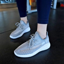 Hot Sale New Autumn Women Casual Shoes Fashion Sneakers Trend Lace Up Wedges Heels Female Leisure D0013