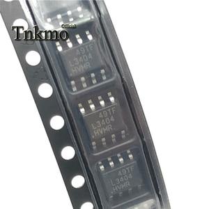 Image 1 - 10PCS LM3404HVMR SOP 8 LM3404HVMT SOP8 LM3404HVM LM3404HV LM3404 L3404 3404 LED כוח שבב חדש ומקורי
