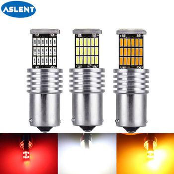 2pcs P21W Ba15s 1156 LED Bulb Canbus Bay15d 1157 P21/5W Lamp 7443 7440 3157 Car Turn Signal Light Brake Parking Reverse Lights