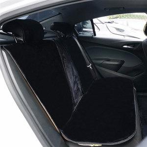 Image 2 - Автомобильное сиденье, теплый чехол, ручная работа, полностью кожаный меховой чехол для сиденья, зимнее теплое сиденье, мягкая подкладка для салона автомобиля, аксессуары для автомобильного интерьера