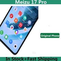 "Original Meizu 17 Pro 5G Mobile Phone Snapdragon 865 Octa Core Android 10.0 6.6"" 2340X1080 90hz 64.0MP 30W Super Charger 1"