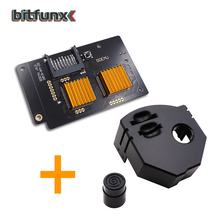Bitfunx Remote SD Card Mount Kit Extension Adapter And Optical Drive Simulation Board GDI CDI GDEMU 5.15b 5.5 for SEGA Dreamcast