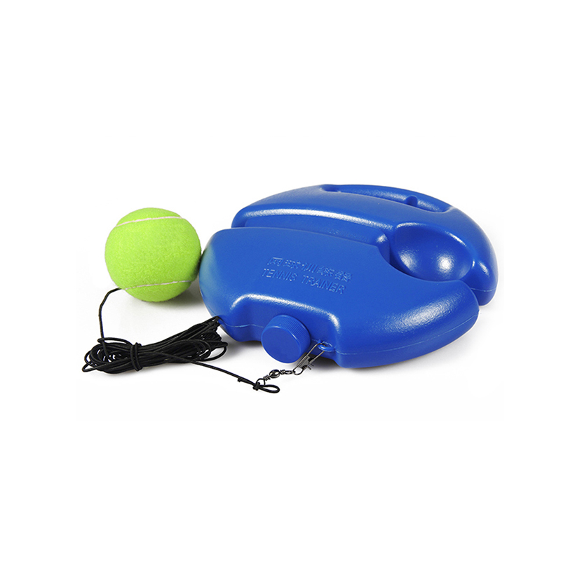 Self-Study Rebound Ball Sport Convenient Portable Durable Self Trainer Baseboard Multifunction Ball Tennis Self-Study Device