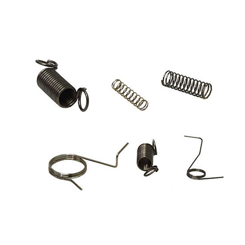 SHS Full Steel Gearbox Spring Set For Airsoft AEG Ver. 2