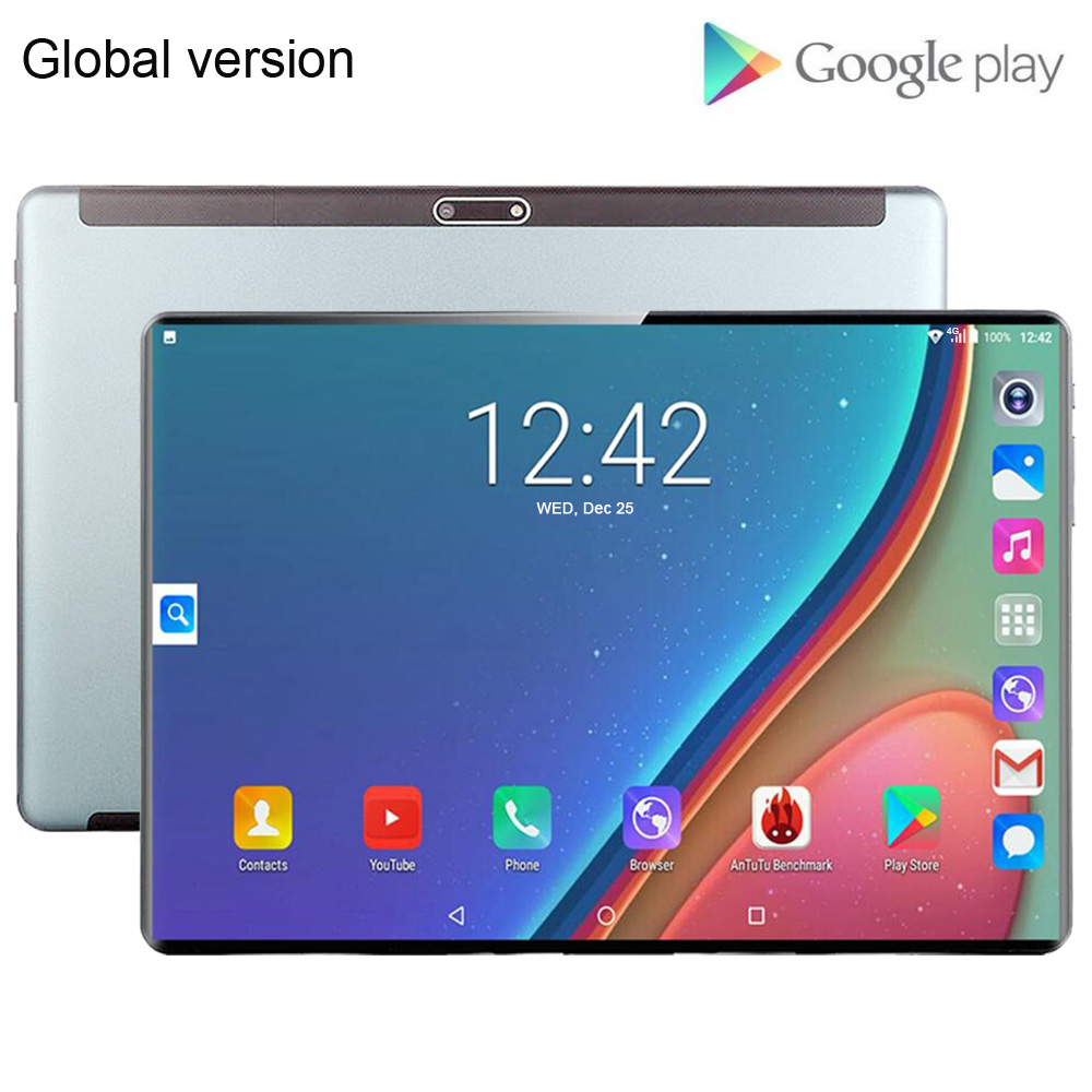 10 Inch Tablet With Keyboard Android Kids Tablet 4G Lte Dual Sim Card Metal Body Support Google Play Store Tablet 10.1