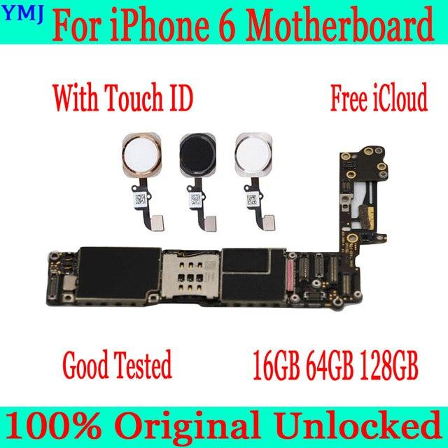 아이폰 6 마더 보드/아이폰 6 4.7 인치 로직 보드 전체 기능