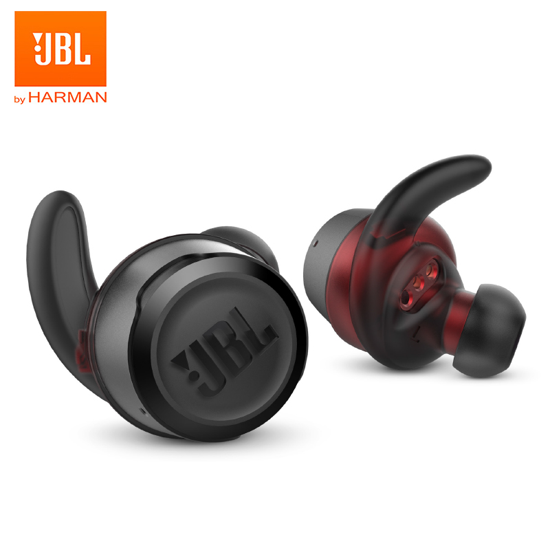 Sport wireless earbuds jbl reflect flow in-ear true wireless headphones tws bluetooth earphone true wireless sport stereo earbuds bass sound headset with mic charging case