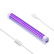 AC110-220V black light bar lighting LED purple light bar party club disco lights decoration Christmas indoor stage effect lights