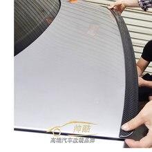 Спойлер на заднее крыло из углеродного волокна для bmw 3 серии
