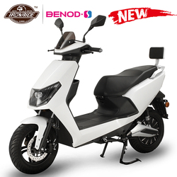 BENOD 2000W Scooter Lithium Battery Electric Motorcycle 6H Electric Scooter Environmental Electric Bicycle With CE Certification