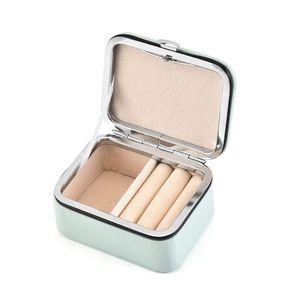 Mini Portable Jewelry Box Stud