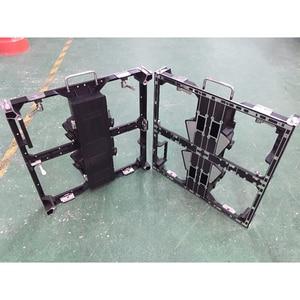 Image 3 - 500x500mm Die Casting Aluminum Cabinet, P3.91 P4.81 Empty Cabinet Indoor Outdoor Led Display Panel