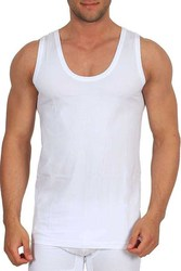 Passion Mens Undershirts Multipack Cotton Classics A-Shirts Pack Of 6