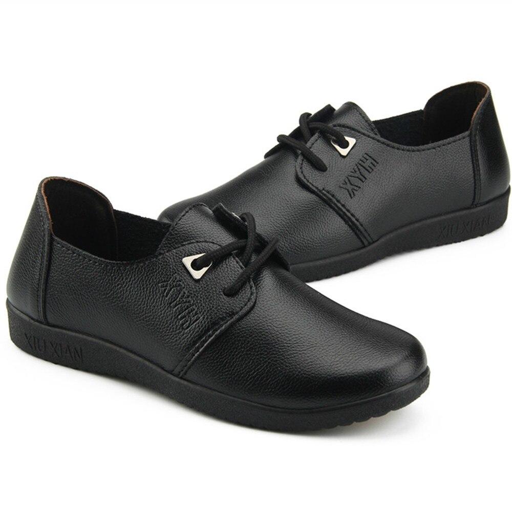 Обувь шеф-повара официанта, обувь для гостиниц и ресторанов, мягкая Рабочая нескользящая обувь на плоской подошве, черная, масло