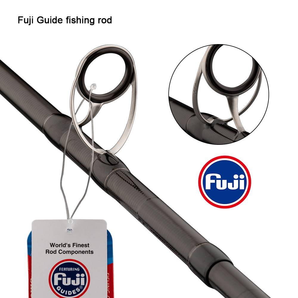 Obei HURRICANE Spinning Fishing Rod  3