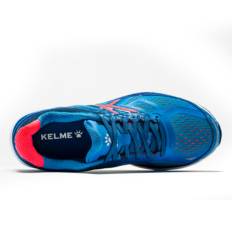 Image 3 - KELME Mens Sneakers Running Shoes Men Jogging Sport Casual  Breathable Trainers Outdoor Light Shoes Man Sneakers Male   6681104Running Shoes