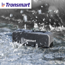 Tronsmart T2 Plus Bluetooth Speaker 20W Portable 24HPlaytime Column IPX7 Soundbar with TWS,siri,Voice Assistant,Micro SD