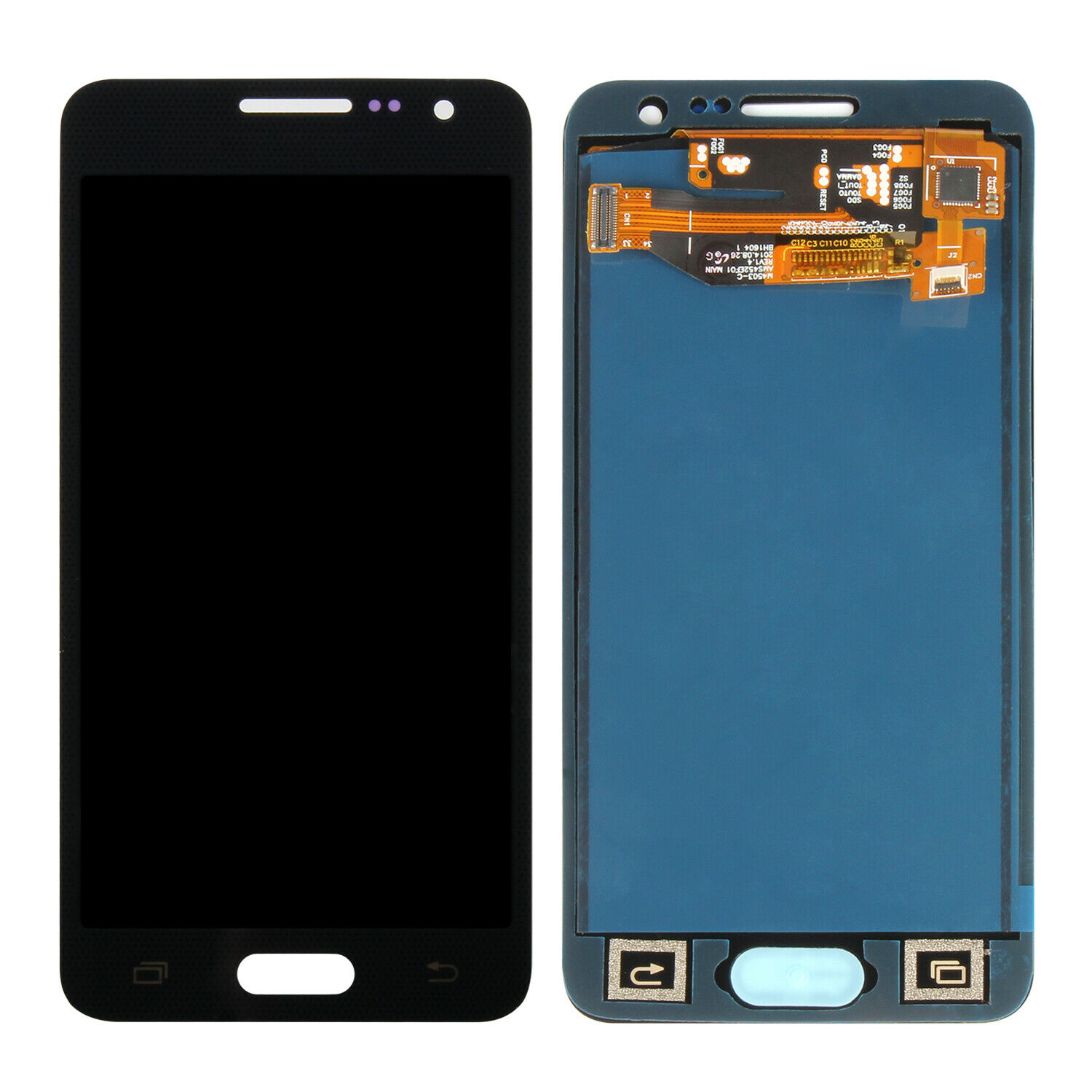 100% Tested TFT <font><b>LCD</b></font> For <font><b>Samsung</b></font> Galaxy A3 2015 <font><b>A300</b></font> A3000 A300F A300M <font><b>LCD</b></font> Display+Touch Screen Assembly brightness Can ad image