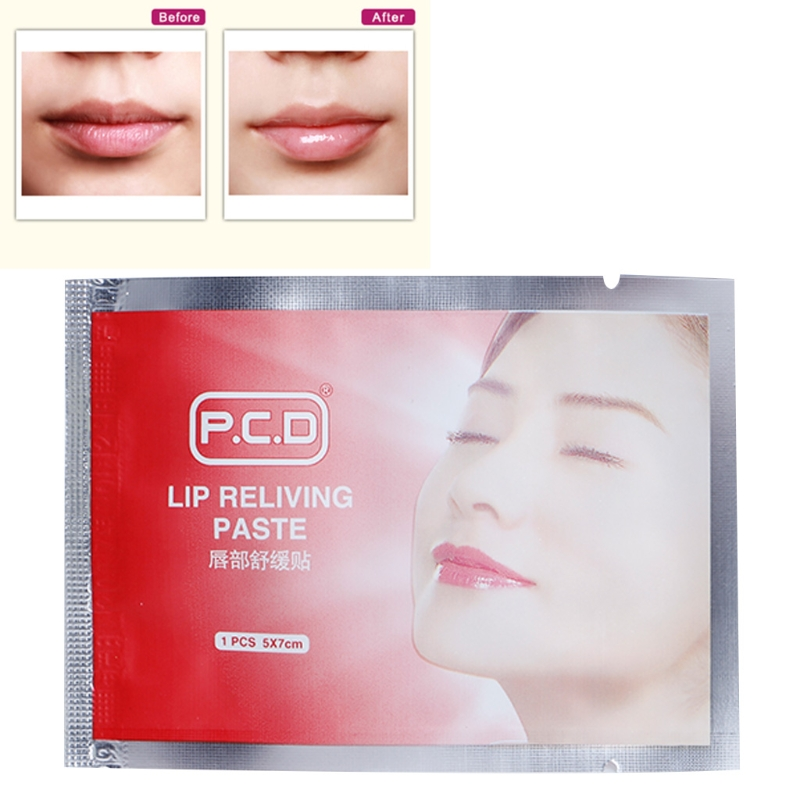 12pcs Lip Anesthetic Paste Mask For Tattoo Permanent Makeup Accessories 875C